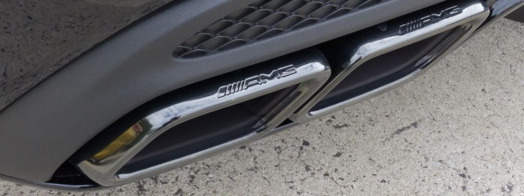 Viridian Performance Mercedes Benz AMG exhaust