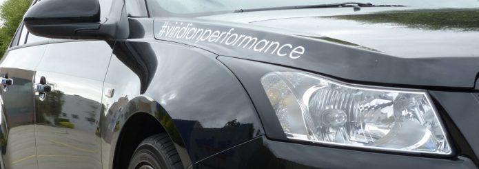 Viridian Performance black car